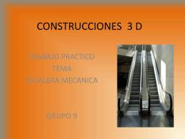 CONSTRUCCIONES 3 D