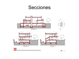 Secciones