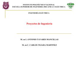 Diapositiva 1 - Prof. Carlos Tejada