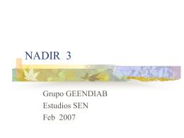 NADIR 3