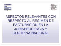 INCIDENCIA DE LOS DECRETOS LEYES EN EL SECTOR …