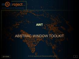 AWT - Receptores