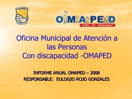 Diapositiva 1 - Portal Municipalidad de Villa El Salvador