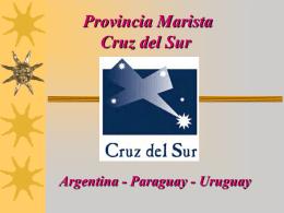 Provincia Cruz del Sur