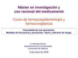 Interacciones y perfil de seguridad de las estatinas