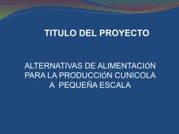 Diapositiva 1 - Inicio COLPOS