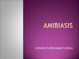 AMIBIASIS - Seccionseis's Weblog