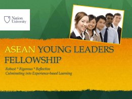 NATION AEC YL FELLOWSHIP