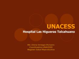 UNACESS Hospital Las Higueras Talcahuano
