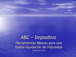 ABC – Impositivo
