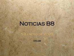 Noticias B8