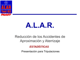 A.L.A.R. - Flight Safety Foundation: Home Page