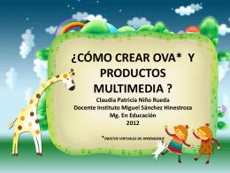 Diapositiva 1 - proyectando2012