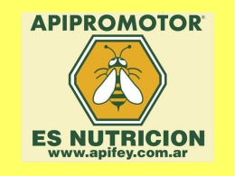 APIPROMOTOR - Bienvenidos a APIFEY