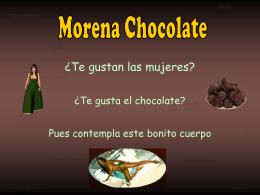 AG2- Morena Chocolate