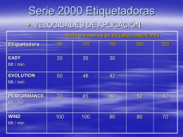 Diapositiva 1 - PRESENTACION