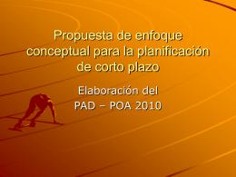 PAD 2010