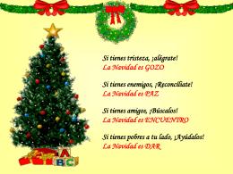 La Navidad es