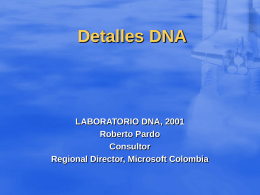 Laboratorios DNA