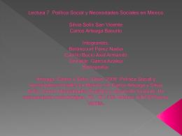 Diapositiva 1 - BIENESTAR SOCIAL ENTS