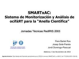 SMARTxAC
