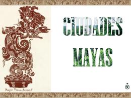 Ciudades Mayas - MINISTERIO INFANTIL ARCOIRIS