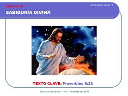 Amor y juicio, el dilema de Dios
