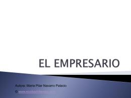 EL EMPRESARIO - ecobachillerato.com