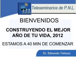 Diapositiva 1 - Escuela Superior de PNL. Certificaciones y