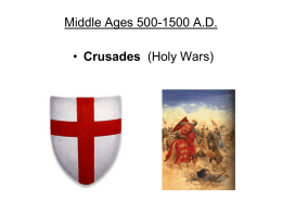 Middle Ages 500