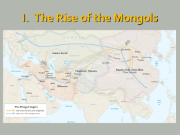 The Mongols - Doral Academy Preparatory School