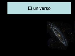 El_universo