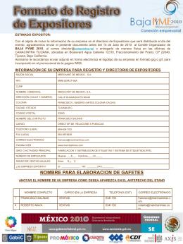 Diapositiva 1 - ..::Encuentro de Negocios::..