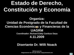 Diapositiva 1 - eForo Bolivia