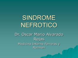 SINDROME NEFROTICO1 - Sextosemestreucimed