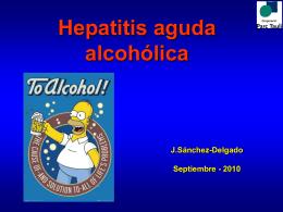 Alcohol i fetge