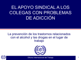 Micro Solve : Alcohol and other Drugs:Action