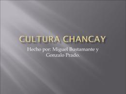 Cultura Chancay