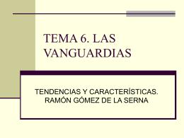 TEMA: Gallegos