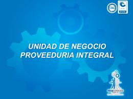 Diapositiva 1 - Megaservicios Ingenieria Ltda.