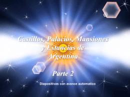 Castillos y Palacios de Argentina Parte 2