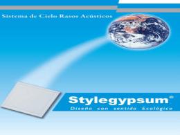Diapositiva 1 - GRIPOLL SAS Cielo Rasos, Piso Porcelanato