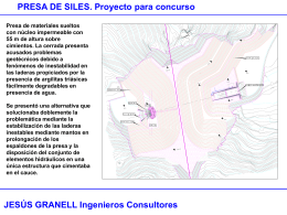 Diapositiva 1 - Jesus Granel Ingeniero Consultor S.A.