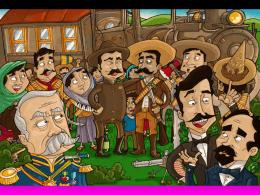 LA REVOLUCION MEXICANA - las-tic