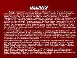 BEIJING - Kineski Radio Internacional