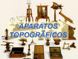 Instrumentos toopograficos