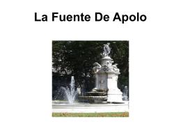 El Fuente De Apolo