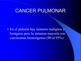 CANCER PULMONAR - Mamut: Business Software | …