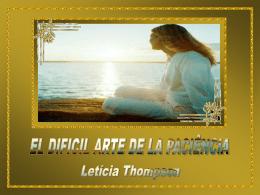 El_dificil_arte_de_la_paciencia