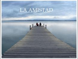 La Amistad - Preschoolgi